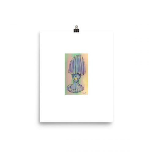 Robot Runway Magnificent Hairstyles 8″ x 10″ PRINT – Untitled 2 of 24