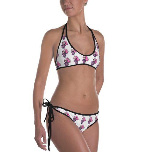 Robot Runway LadyBot Bikini