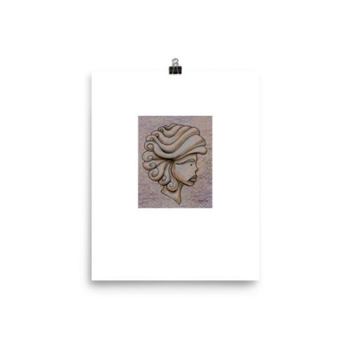 Robot Runway Magnificent Hairstyles 8″ x 10″ PRINT – Untitled 19 of 24