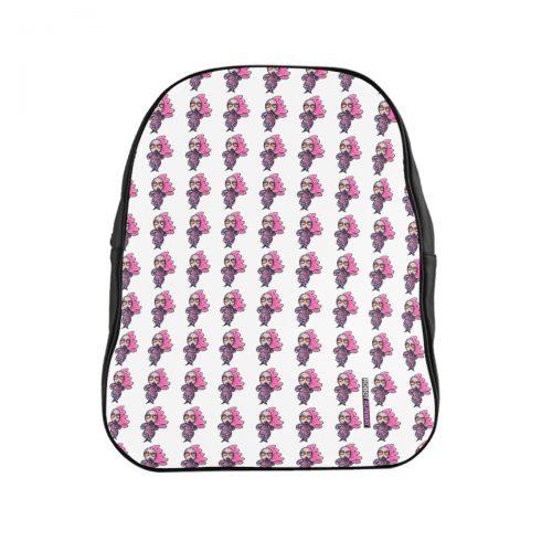 Robot Runway™ LadyBot Backpack