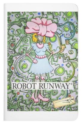 Robot Runway® Big Bow Journal