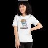 Robot Runway Short-Sleeve Unisex T-Shirt – Captain Sheriff